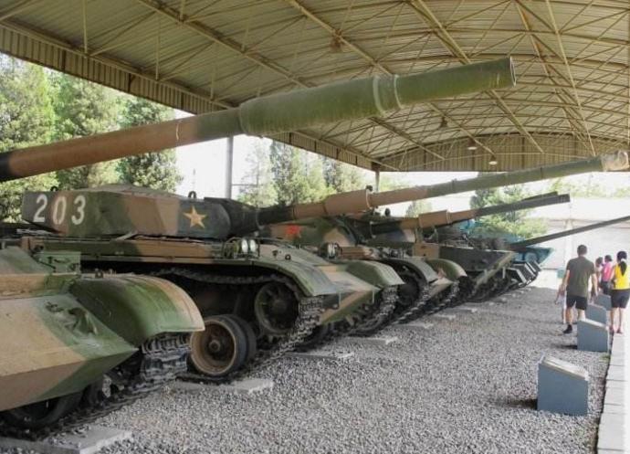 坦克部队1