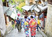 【实况播报】2019日本关西文化游学团现场报道