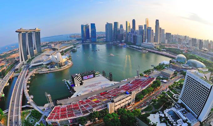 新加坡-市区