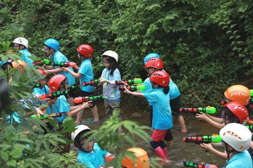 森林探险家夏令营 (16)