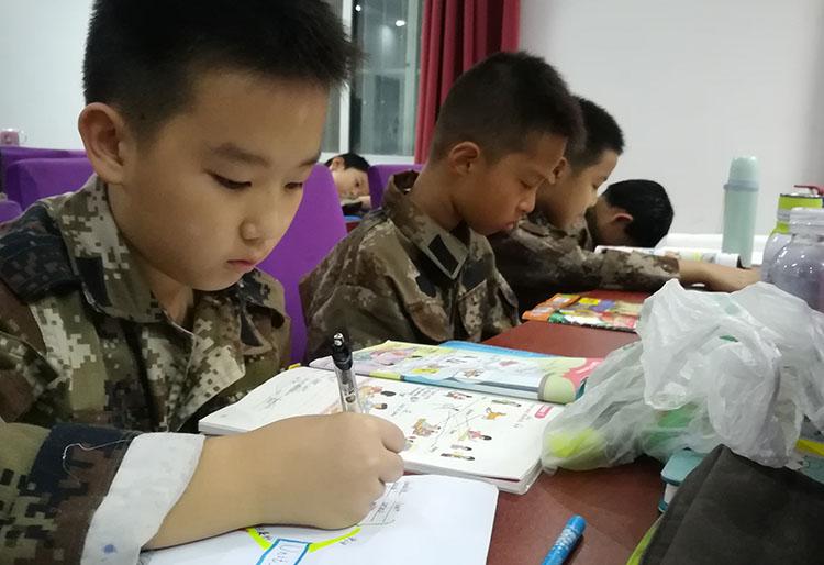 """营地点评网-北京""""我是特种兵""""国庆5天4晚军事体验营 (6)"""