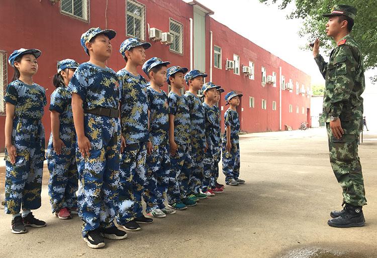 """营地点评网-北京""""我是特种兵""""国庆3天2晚军事体验营 (8)"""