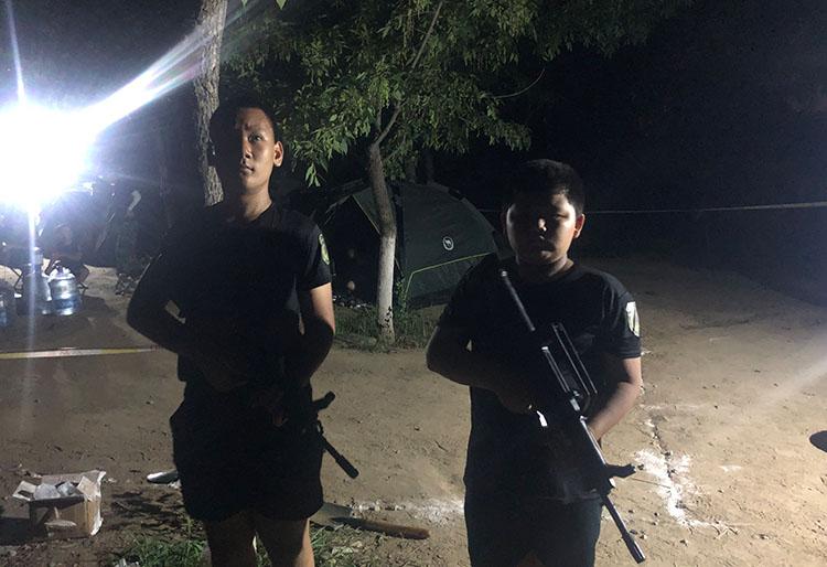 """营地点评网-北京""""我是特种兵""""国庆5天4晚军事体验营 (4)"""