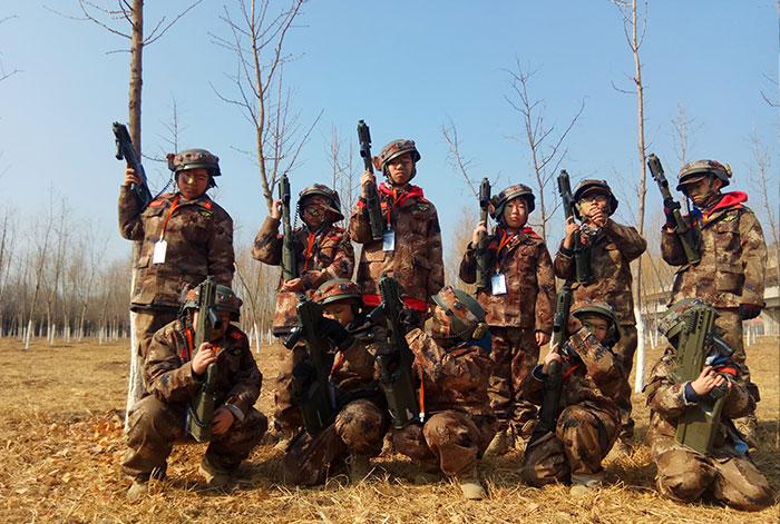 营地点评网-北京西点军事特训之领袖演讲8天7晚军事营-(24)